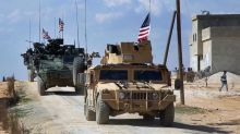 US service member killed in vehicle rollover in Syria
