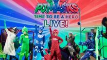 PJ Masks Live Continues to Roll With Record-Breaking Sales!