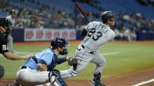 Fraley drives in 2, Flexen solid as Mariners beat Rays 8-2