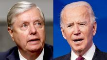 Joe Biden calls Lindsey Graham 'a personal disappointment': 'I was a personal friend of his'