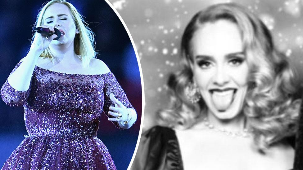Adele unrecognisable after stunning weight loss transformation
