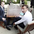 French President Emmanuel Macron Takes on Facebook and Other Tech Firms Over Regulation