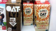 Buzz autour du lait d'avoine, futur roi des laits végétaux?