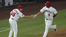 Angels' Pujols passes Mays for 5th on HR list with No. 661