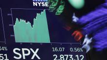 Wall Street continúa con racha alcista y se acerca a récord