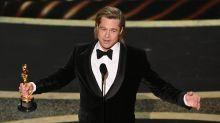 Brad Pitt Calls Out Senate Republicans After Oscar Win