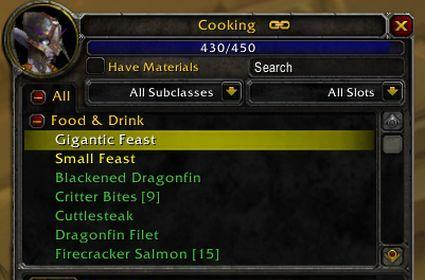 Cooking is a little easier, but only a little