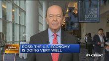 US Commerce Secretary Wilbur Ross on trade war escalation...