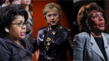 Hillary Clinton speaks out on workplace 'indignities' after Bill O'Reilly and Sean Spicer spark an uproar