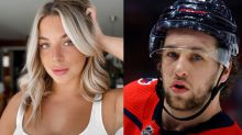 Canadian woman at the centre of NHLer's social media scandal 'shocked' by player's comments
