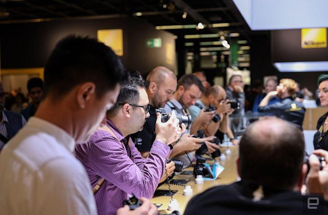 Photokina marks a massive upheaval in the camera landscape