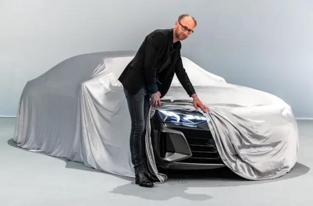 Audi teases its E-Tron GT sedan