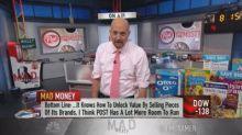 Cramer on Post Holdings' portfolio
