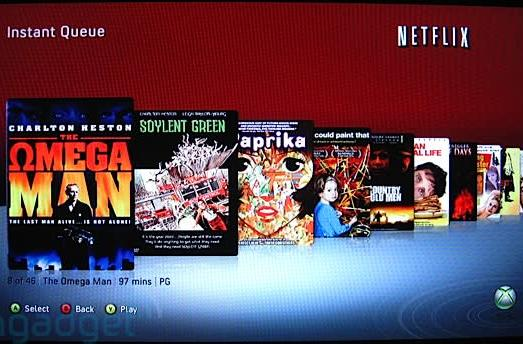 Poll: How are you enjoying HD Netflix streaming on the Xbox 360?