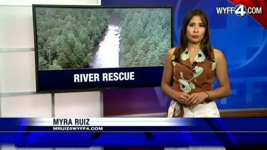 Recovery mission of body to begin in Chattooga River