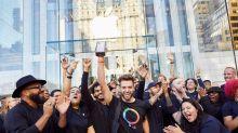 Quartalsbilanz: Apple trotzt der Coronakrise – zunächst