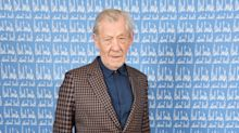 Ian McKellen says he's 'so happy' for 'X-Men' co-star Elliot Page after they came out as trans
