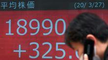 Mercados voltam a cair, preocupados com o avanço do coronavírus nos EUA