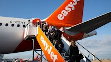 EasyJet moves planes from the UK to Germany in response to travel curbs