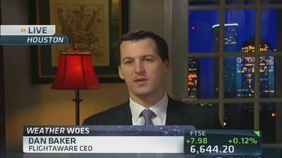 FlightAware CEO: Airlines provide information they want t...