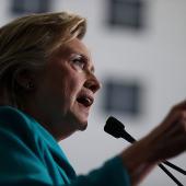 Hillary Clinton: 'A fringe element has effectively taken over the Republican Party'