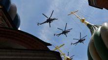 U.S. Sanctions Spook Russian Banks Funding Arms Buildup