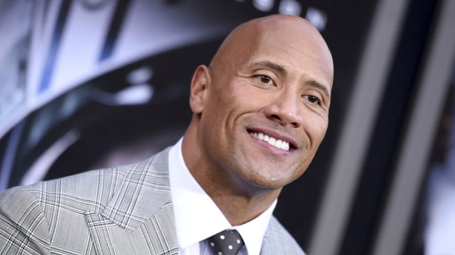 The Rock is now the highest-paid actor of all time