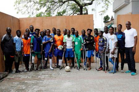 Nigeria S Amputee Football Team Prepares For World Cup Debut