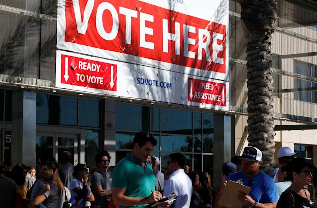 Expect more vote suppressing misinformation on Election Day