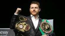 Canelo Alvarez inks $365M deal with streaming service DAZN