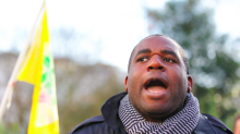 Labour MP David Lammy denies saying there is a Grenfell death toll cover-up