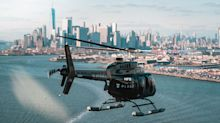 American Airlines messages United: We've got helicopters in L.A., you don't!