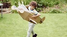 Outdoor toys and games to keep children entertained