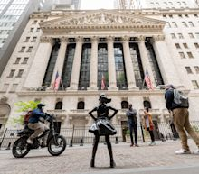 Stock market news live updates: Stocks dip as traders digest Fed decision