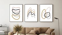 Interior stylist launches new art print collection you can download at home