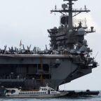 Coronavirus: US Navy captain pleads for help over outbreak