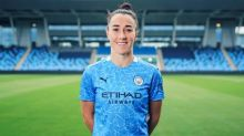 'Great to be back': Lucy Bronze returns to Manchester City after Lyon spell