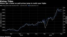 Gold Investors Take Aim at Miners With Returns Falling Short