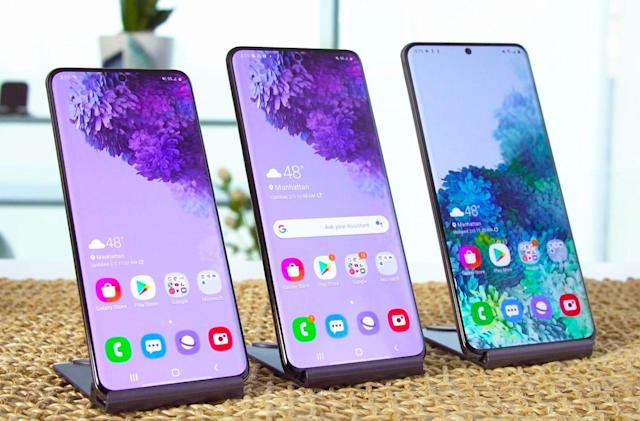 Samsung makes too many damn phones