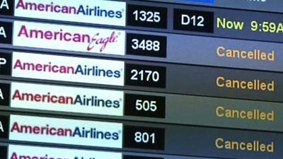 American Expects Flights to Return to Normal