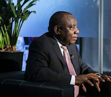 South Africa Opposition Leader Says He's Ready to Work With Ramaphosa