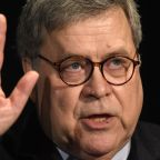AP source: Barr tells people he might quit over Trump tweets