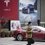 Tesla can help China's electric car market grow bigger and stronger, says start-up WM Motors