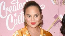 Chrissy Teigen Shows the Reality of Motherhood While Holding Baby Miles in Hilarious Photo