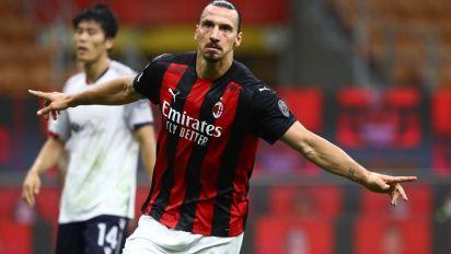 """Ibra: """"Riportare il Milan al top meglio che vincere con altri"""""""