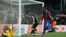 Unstoppable Zaha strike secures 1-1 draw for Crystal Palace against rivals Brighton