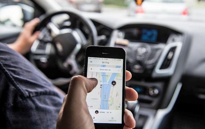 Uber has served 100 million trips in New York City