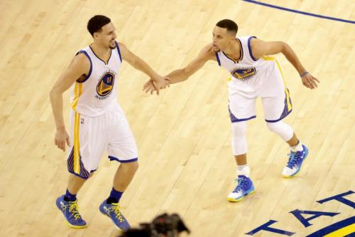 NBA浪花兄弟聯手發威 強壓西河.