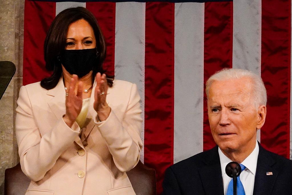 www.yahoo.com: Kamala Harris Wears Prabal Gurung For Congressional Address — Why It's More Than Just Another 'Power Suit'