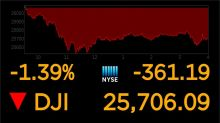 憂疫情復燃傷經濟 美股道瓊收盤跌361點